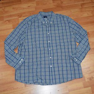 BASIC EDITIONS MODERN FIT Men's Sz 2XL SHIRT
